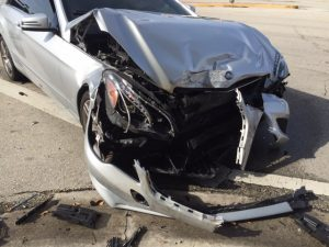 Most accidents are caused by uninsured drivers