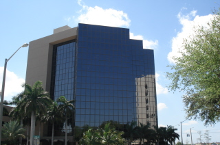 Building West Palm Beach, Florida