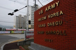 korean base